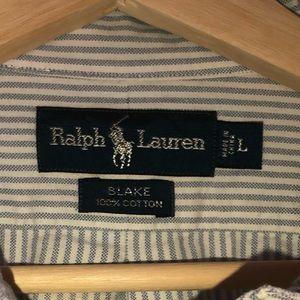 "Polo Ralph Lauren ""Blake"" Classic Oxford Shirt"